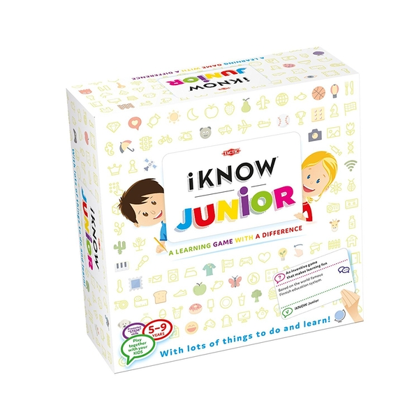 iKNOW Junior Board Game