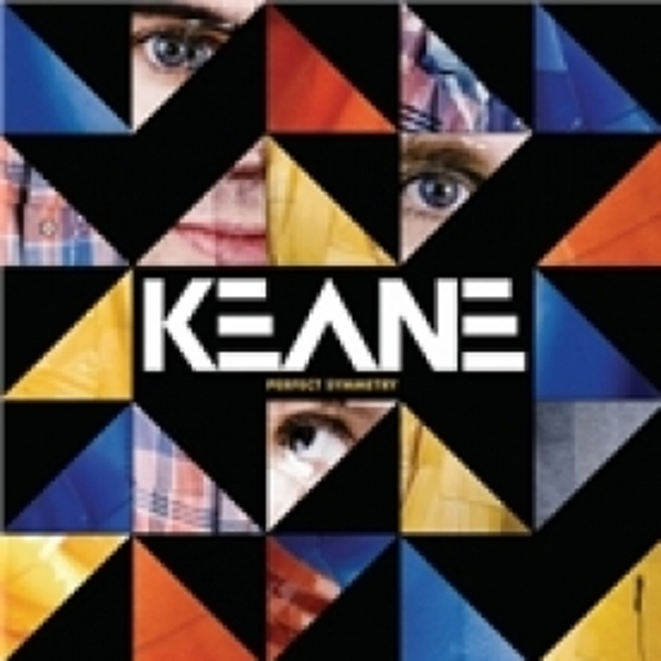 Keane Perfect Symmetry CD