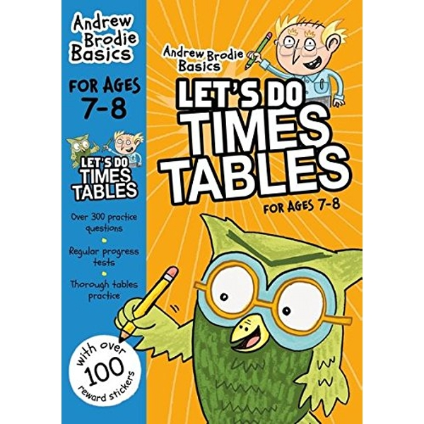 Let's do Times Tables 7-8 by Andrew Brodie (Paperback, 2015)