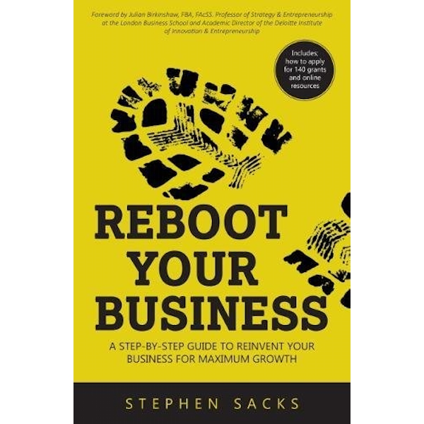 Reboot your Business  Paperback / softback 2018