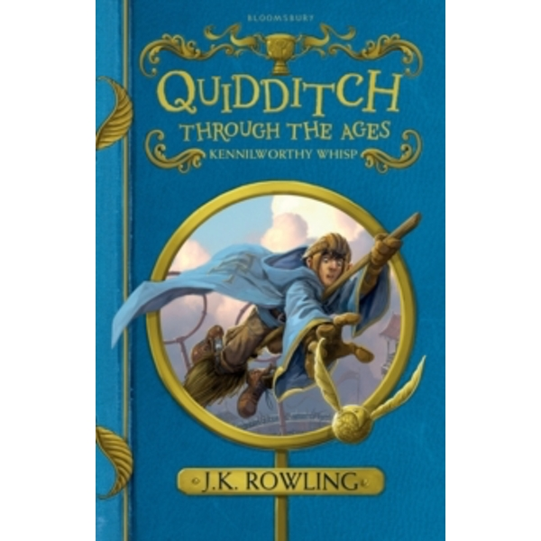 Quidditch Through the Ages (Paperback, 2017)