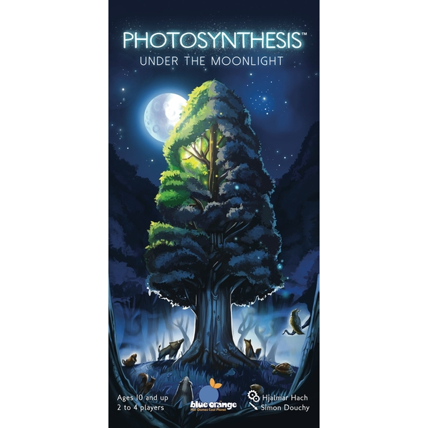 Photosynthesis: Under the Moonlight Expansion Board Game