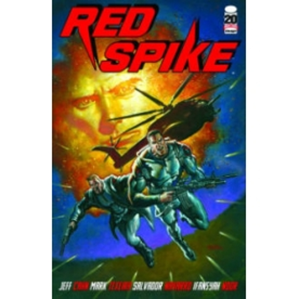 Red Spike Volume 1 TP by Jeff Cahn (Paperback, 2012)