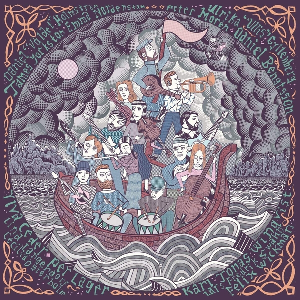 James Yorkston And The Second Hand Orchestra - The Wide, Wide River Vinyl