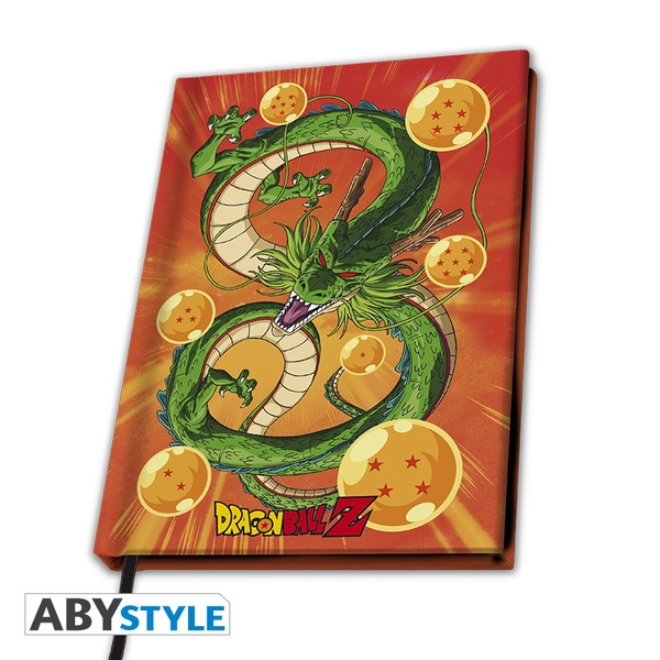Dragon Ball - A5 Shenron Notebook