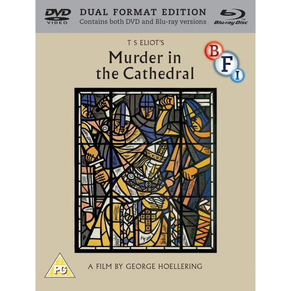 Murder In The Cathedral DVD