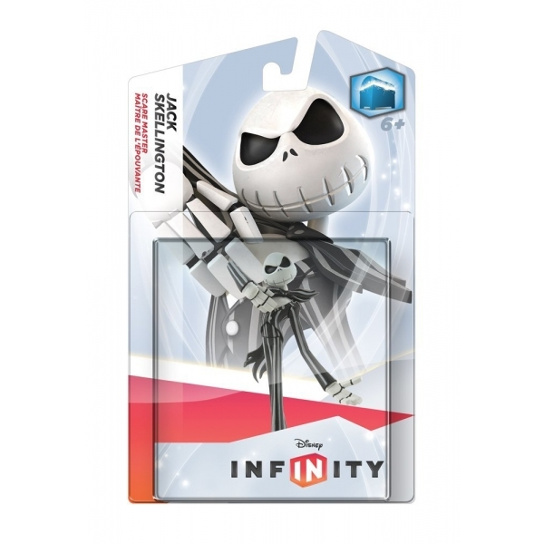 Disney Infinity 1.0 Jack Skellington (Nightmare Before Christmas) Character Figure - Image 2