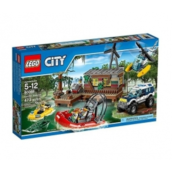 LEGO City Police Crooks Hideout