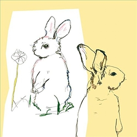 Beat Happening - Look Around 7 Inch Vinyl