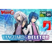 Cardfight Vanguard TCG Vanguard and Deletor G-CMB01 G-Comic Booster Box (12 Packs)