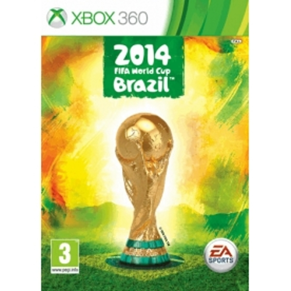 FIFA World Cup Brazil 2014 Xbox 360 Game