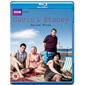 Gavin And Stacey - Series 3 Blu-ray