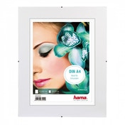 Clip-Fix Frameless normal glass Picture Holder (21x29.7cm DIN A4)