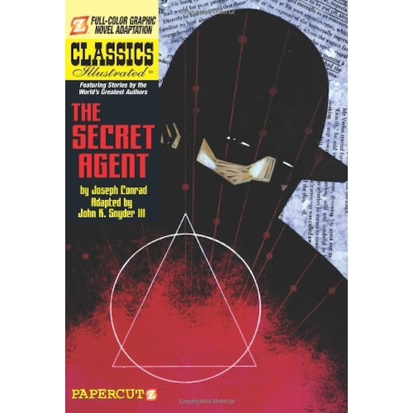 Classics Illustrated 17: The Secret Agent Hardcover