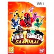 Power Rangers Samurai Game Wii
