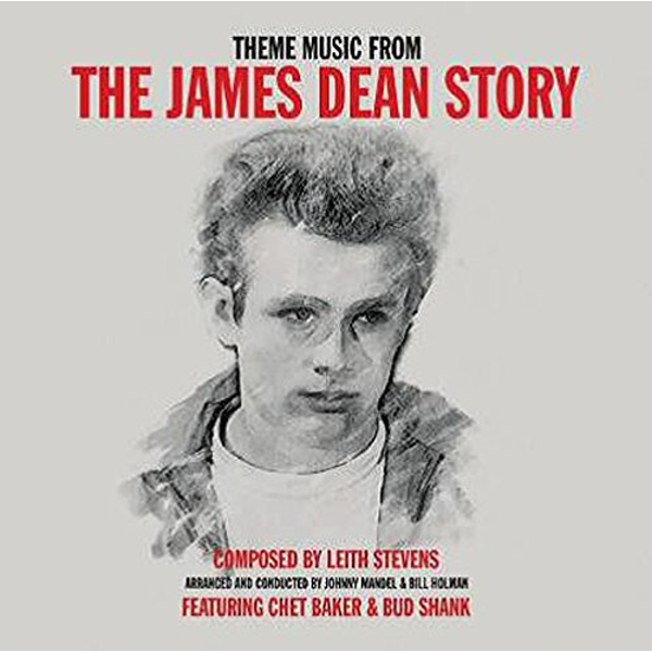 Chet Baker & Bud Shank - The James Dean Story O.S.T Vinyl