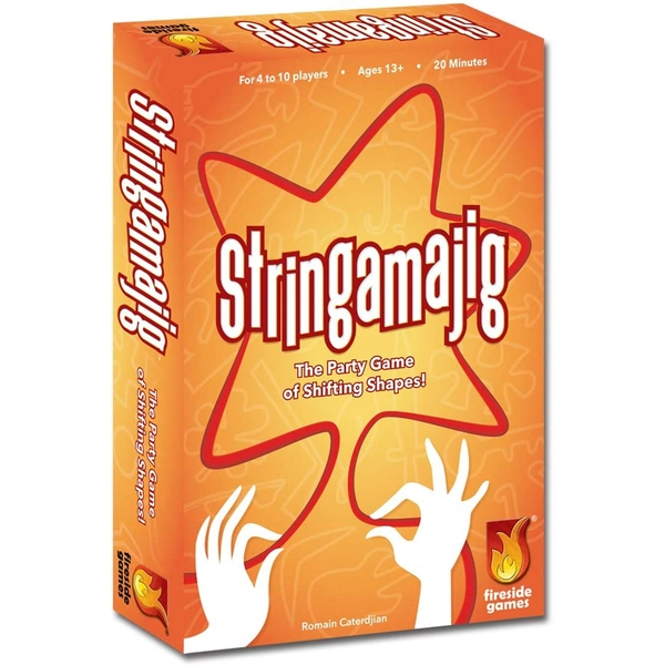 Stringamajig Game Game