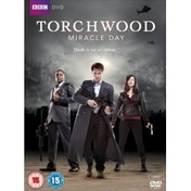 Torchwood Miracle Day Series 4 DVD