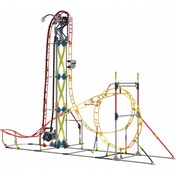 Ex-Display K'Nex Electric Inferno Roller Coaster Building Set Used - Like New