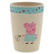 Peppa Pig Bamboo Dinner Set - Image 4