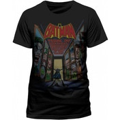 Batman - Villians Men's XXXXX-Large T-Shirt - Black