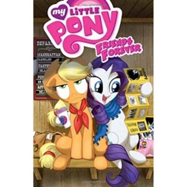 My Little Pony Friends Forever Volume 2 Paperback - Image 2