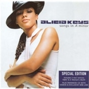 Alicia Keys Songs In A Minor CD