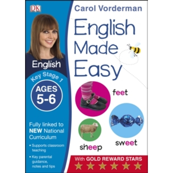 English Made Easy Ages 5-6 Key Stage 1 by Carol Vorderman (Paperback, 2014)