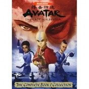 Avatar - The Last Airbender: The Complete Book 1 Collection DVD