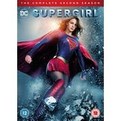 Supergirl Season 2 DVD