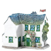 Bend or Bump (Beatrix Potter) Lilliput Lane Figurine