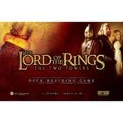 Lord of The Rings The Two Towers Deck Buildng Game