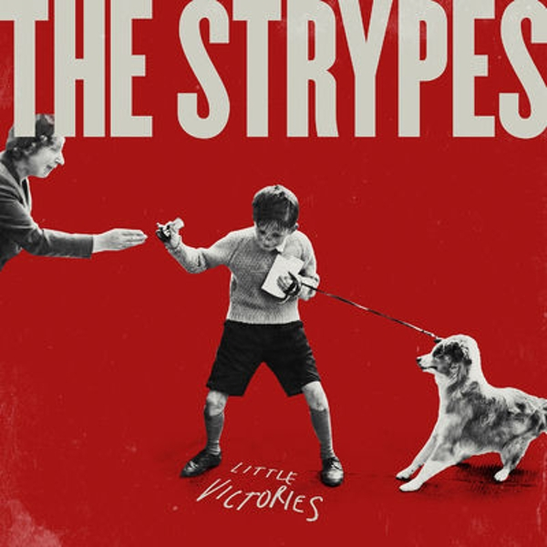 The Strypes - Little Victories CD