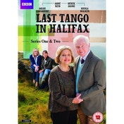 Last Tango in Halifax Series 1 & 2 DVD