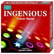 Ingenious Board Game Travel Edition