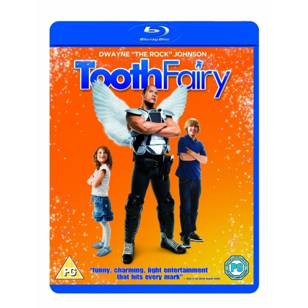 Tooth Fairy Blu Ray