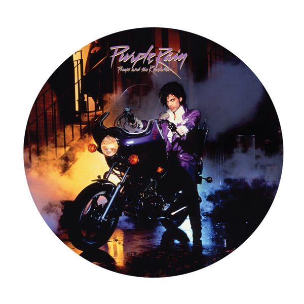 Prince And The Revolution - Purple Rain Picture Disc Vinyl