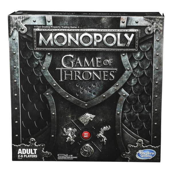 Monopoly - Game Of Thrones - 2019 Edition Board Game - Image 1