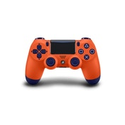 Ex-Display New Sony Dualshock 4 V2 Sunset Orange Controller PS4 Used - Like New