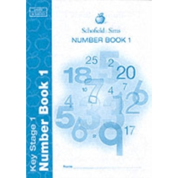Number Book 1 by Andrew Parker, Jane Stamford (Paperback, 2000)