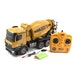 HUINA 1:14th RC 10 Channel 2.4G Mixer Truck - Image 2