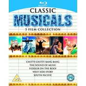 Classic Musicals - 5 Film Collection Blu-ray (Region Free)