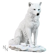 Ghost Wolf Figurine