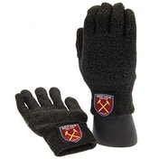 West Ham United FC Luxury Touchscreen Gloves Youths