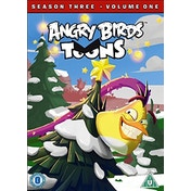 Angry Birds Toons: Season 3 (Volume 1) DVD
