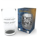 Lord of the Rings Ring Large Glass