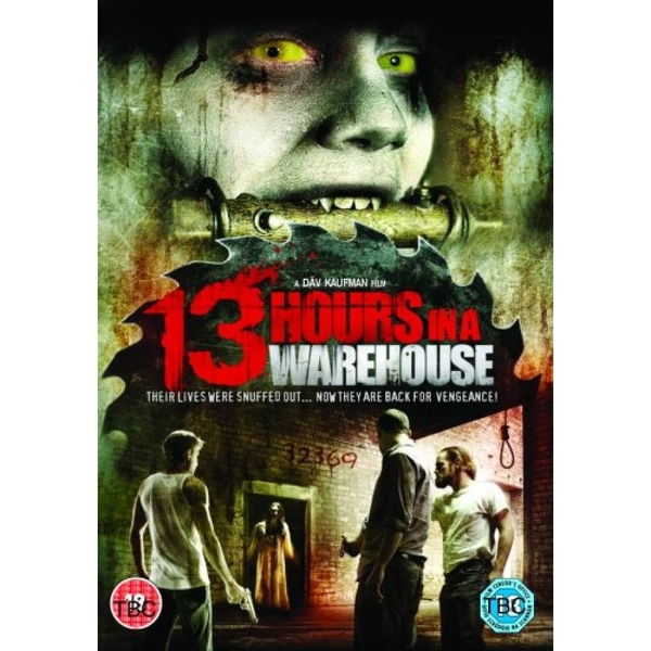 13 Hours in a Warehouse DVD