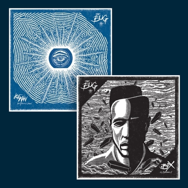 The Bug - Box / Iceman (12 Inch Single) Vinyl
