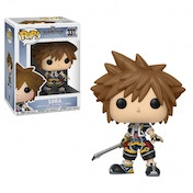 Ex-Display Sora (Kingdom Hearts Series 2) Disney Funko Pop! Vinyl Figure Used - Like New