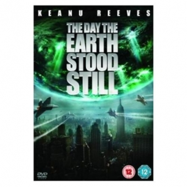 The Day The Earth Stood Still 2008 DVD